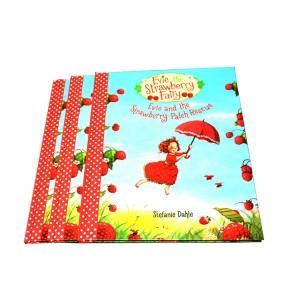 Wholesale Discount Hardback Full Color Book Printing - King Fu hot sale children story case bound book printing and hardcover book printing supplier in Shenzhen – King Fu Printing