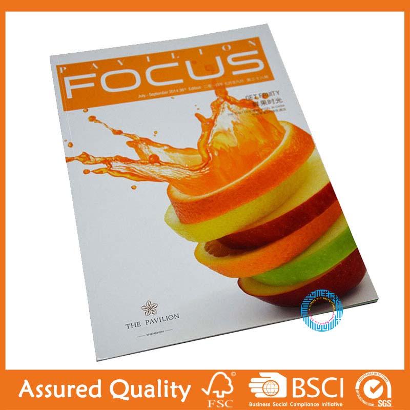 Bottom price Guangzhou Ncr Bill Book Printing -  Catalogue & Brochure – King Fu Printing