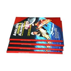 OEM/ODM Manufacturer Leather Bound Book Printing - King Fu China PU  hardover book  printing cheap factory price and hardback book printing supplier – King Fu Printing