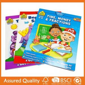 Softcover Children Book