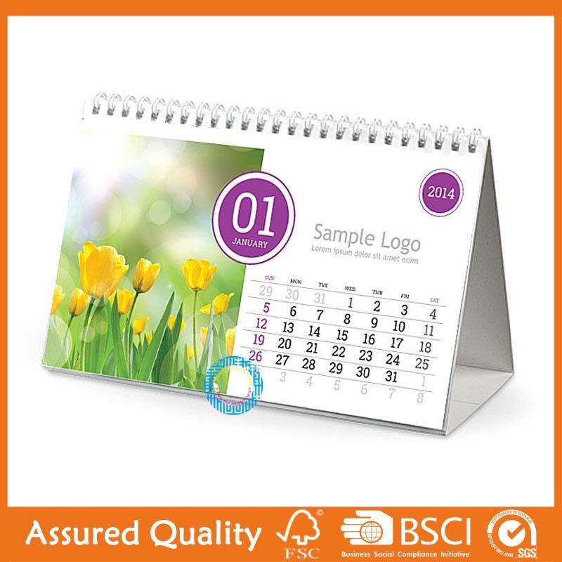 Factory making Catalogue Printing Service -  Wall & Desk Calendar – King Fu Printing