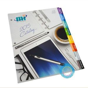 Katalog und Broschüre