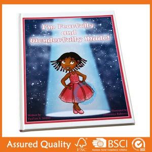 Paperback buku kanak-kanak