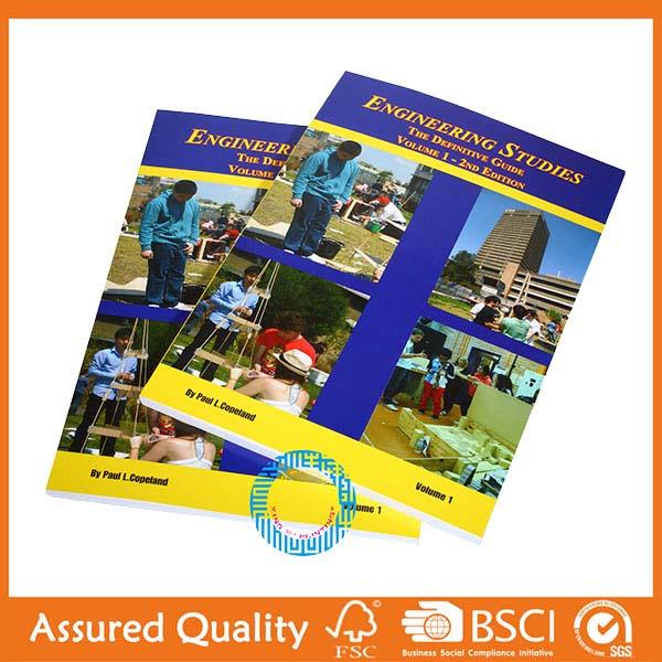 IOS Certificate Baking Book Printing -  Catalogue & Brochure – King Fu Printing