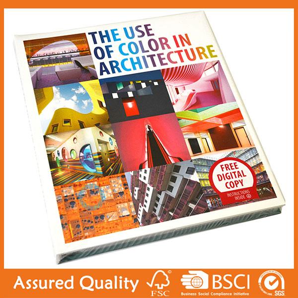China OEM High Grade Custom Journal Book Printing - Hardcover Book – King Fu Printing