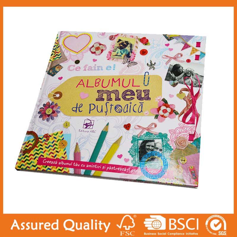 Factory wholesale Cheap Cartoon Book Printing - Hardcover children book – King Fu Printing