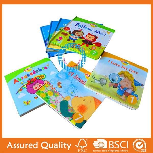Massive Selection for Childhood Education Oem Book Printing -  Board Book – King Fu Printing