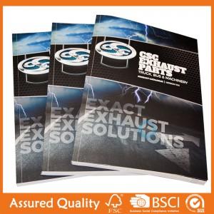Ordinary Discount 3d Effect Book Printing -   Catalogue & Brochure – King Fu Printing