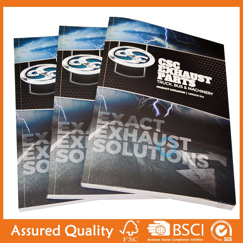 Online Exporter Wholesalers Comic Book Printing -   Catalogue & Brochure – King Fu Printing