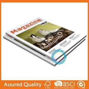 Supply OEM/ODM Oem Book Printing Service -   Magazines – King Fu Printing