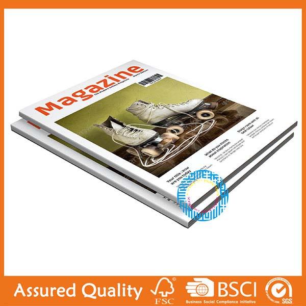 Supply OEM/ODM Oem Book Printing Service -   Magazines – King Fu Printing Featured Image
