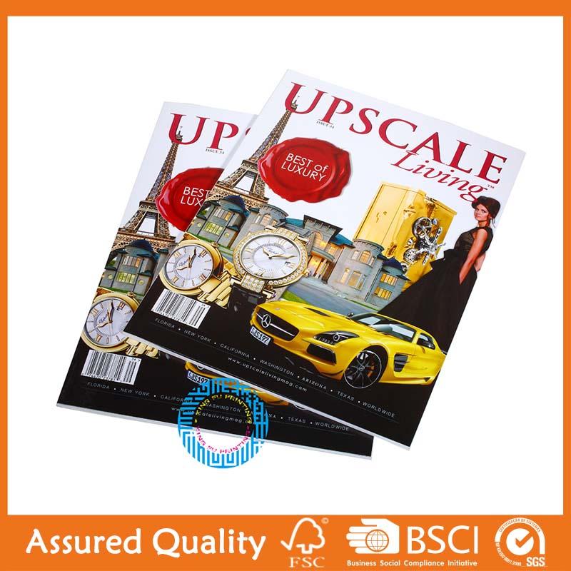 Manufacturing Companies for Art Photo Book Printing - Magazines – King Fu Printing