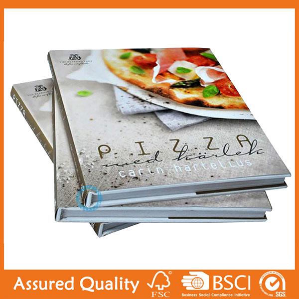 Good Wholesale Vendors Hardcover Book Printing With Debossing - cooking book – King Fu Printing