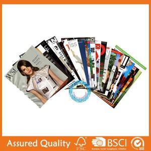 OEM/ODM Manufacturer Chidren Cardboard Book Printing -  Magazines – King Fu Printing
