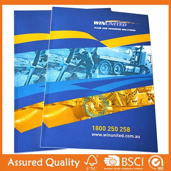 Good quality Text Book Printing - Catalogue & Brochure – King Fu Printing