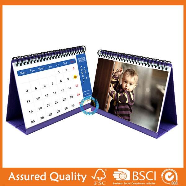 Wholesale Discount Colorful Pop Up Book Printing -  Wall & Desk Calendar – King Fu Printing