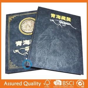 OEM Factory for Bulk Hard Cover Book Printing - Hardcover Book – King Fu Printing