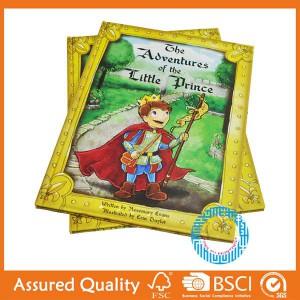 Hardcover βιβλίο των παιδιών