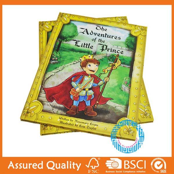 Hardcover children book Featured Image