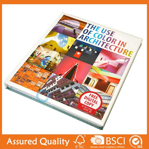 China OEM High Grade Custom Journal Book Printing - Hardcover Book – King Fu Printing Featured Image