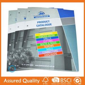Factory Free sample Book Printing Manufacturer China -  Catalogue & Brochure – King Fu Printing